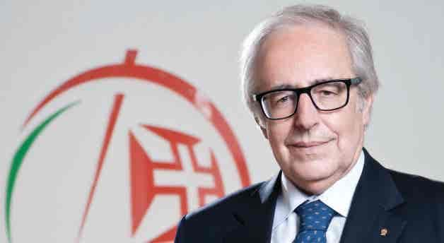 Covid-19: Presidente do COP pede que visão política salve o desporto da agonia
