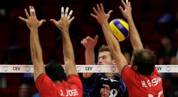 Portugal inicia Liga Europeia de voleibol frente a Israel na Bielorrússia 806fabbaf0fa3