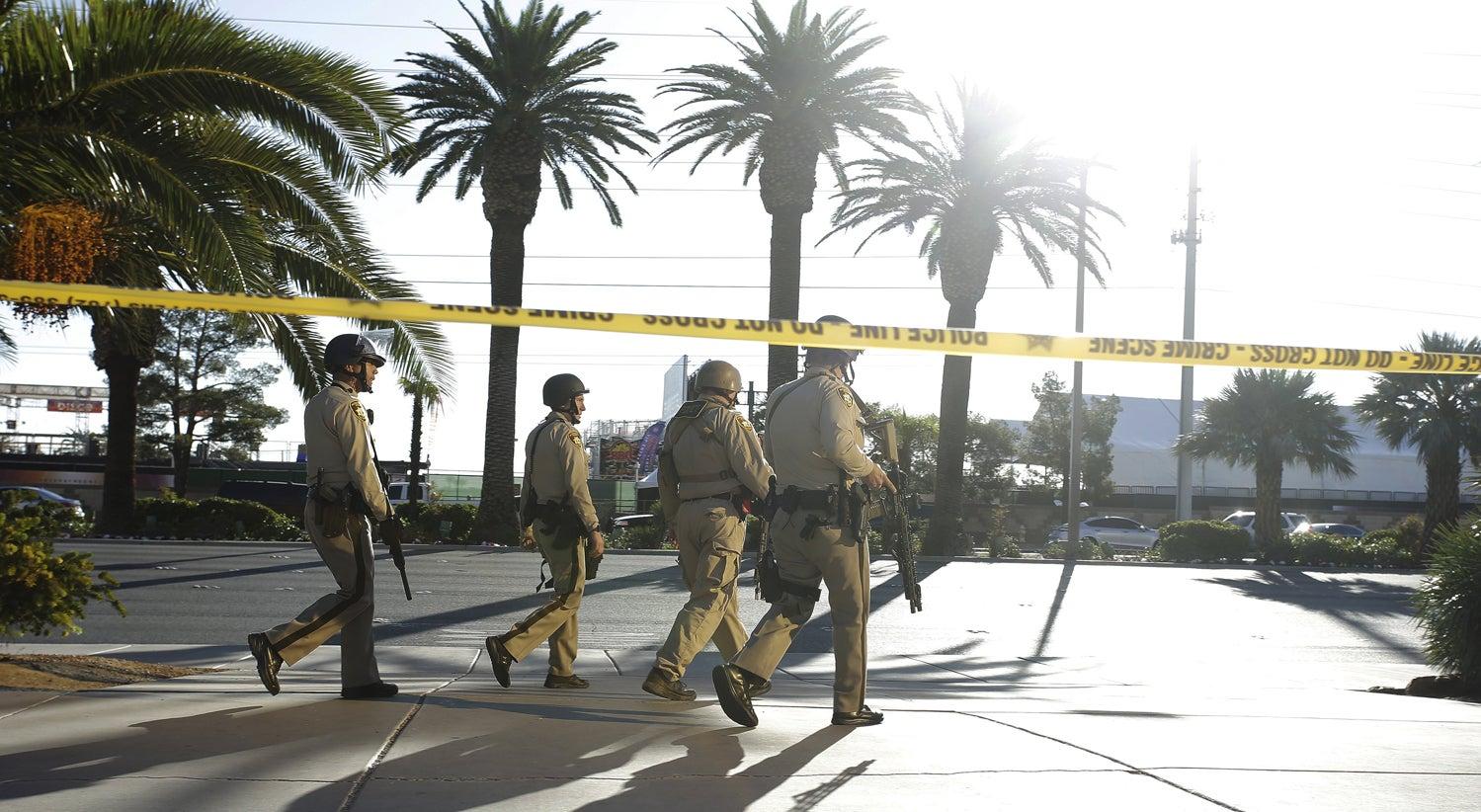 Las Vegas. O mais mortífero tiroteio da história recente da América