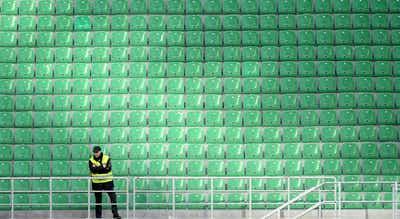 Iniciativa Liberal vai apresentar projeto para reabrir recintos desportivos
