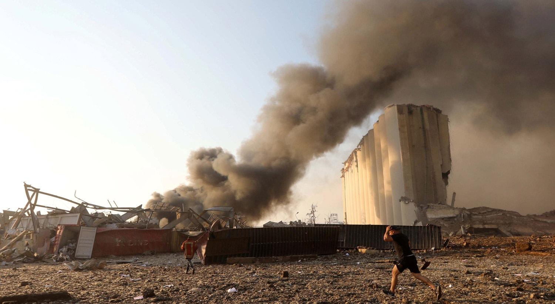 Várias pessoas continuam desaparecidas.   Mohamed Azakir - Reuters