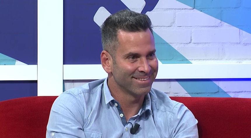 Artur Moraes espera um grande jogo entre Benfica e Sp. Braga e não acredita numa equipa encarnada em crise