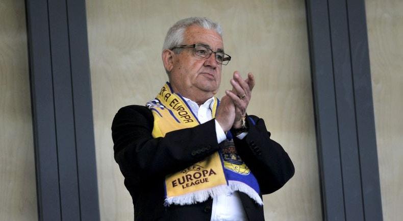 Carlos Pinho (na foto) tem pela primeira vez um adversário nas eleições à presidência do Arouca