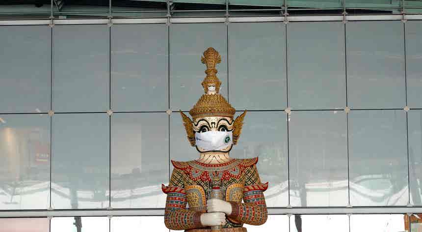 Tailândia vai reabrir-se ao turismo