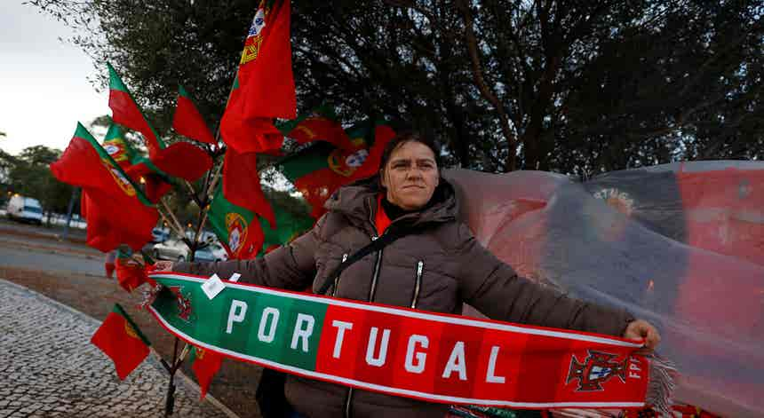 Emigrantes apoiam Seleção Portuguesa no Luxemburgo