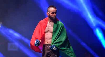Combate de Pedro Carvalho por título mundial de MMA realiza-se em 12 de novembro