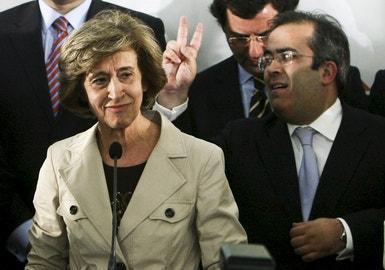 """A líder do PSD """"é a grande vencedora"""" e o secretário-geral do PS sofreu """"uma derrota pessoal"""", afirmou Rangel"""