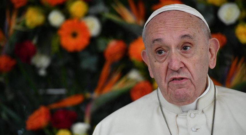 O Papa Francisco estará no Iraque entre sexta-feira e domingo como peregrino da paz