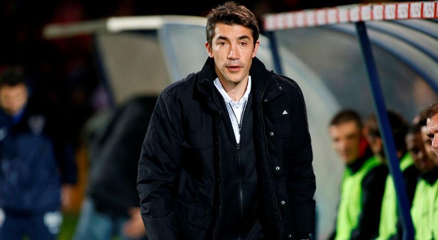 Bruno Lage fez a antevisão à partida com o Moreirense