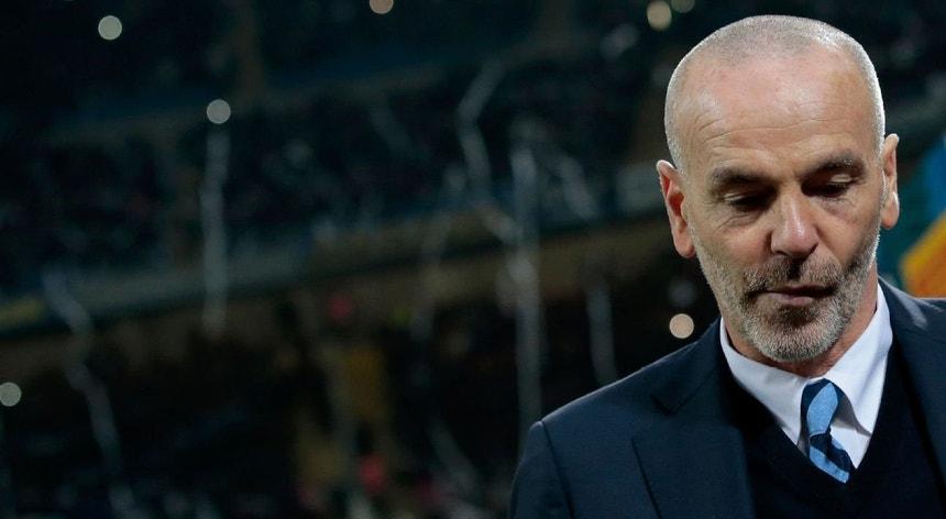 Stefano Pioli é o novo treinador do AC MIlan