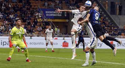 Inter de Milão e Atalanta empatam 2-2 em jogo frenético