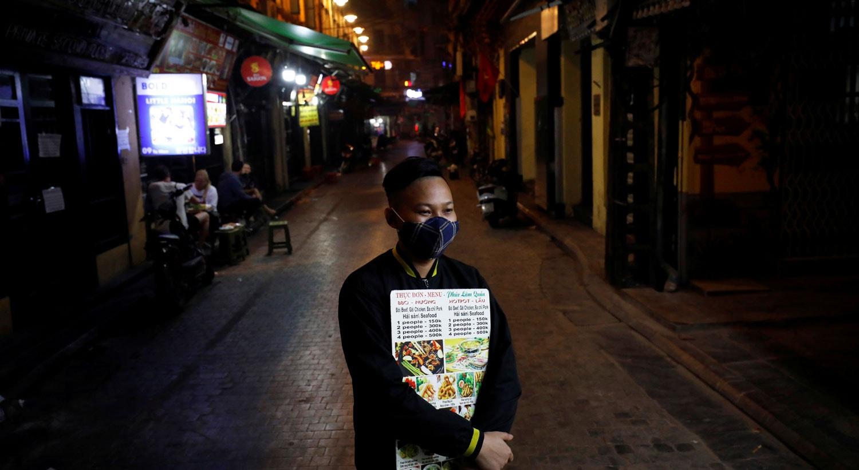 Rua Ta Hien em Hanoi, Vietname / Kham - Reuters