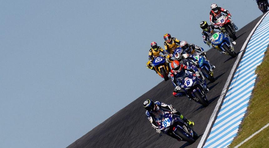 O mundial de Moto GP pode ter uma prova do campeonato deste ano em Portugal