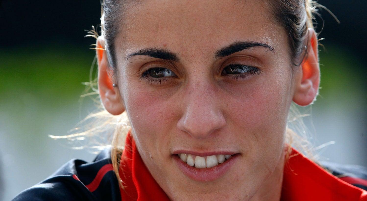 Jessica Augusto vence campeonato nacional de corta-mato