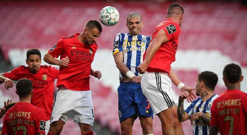 I Liga. SL Benfica - FC Porto