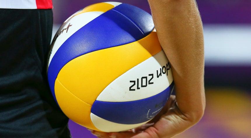Portugal inicia participação na Liga Europeia de Voleibol frente a Israel dde30866dc722