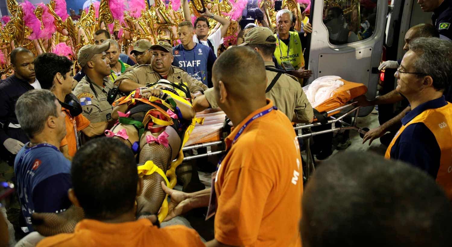 Resultado de imagem para Novo acidente no Rio deixa 16 feridos
