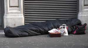 Há mais de oito mil pessoas em situação de sem abrigo em Portugal