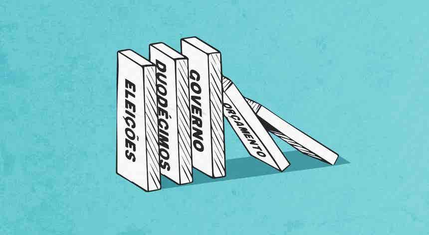 OE chumbado. Governação, duodécimos e eleições. O manual para descodificar os próximos tempos