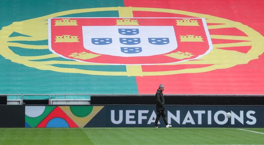 Portugal ficou no 5.º lugar da Liga das Nações em futebol