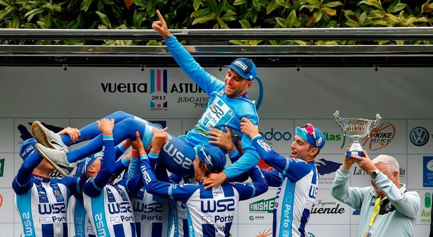 Raúl Alárcon venceu por duas vezes a Volta a Portugal
