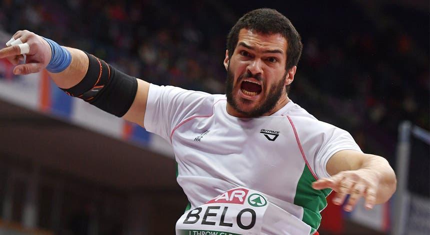 Francisco Belo continua a superar-se