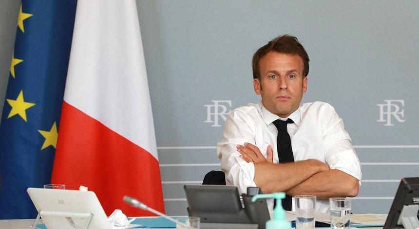 Franca Partido De Emmanuel Macron Perde Maioria Absoluta