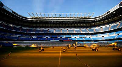 Covid-19. Plantel do Real Madrid concorda com redução salarial entre 10 e 20 por cento