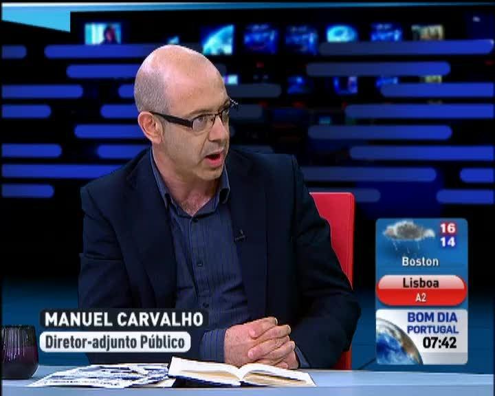 Público confirma que Relvas tentou condicionar notícia sobre as...