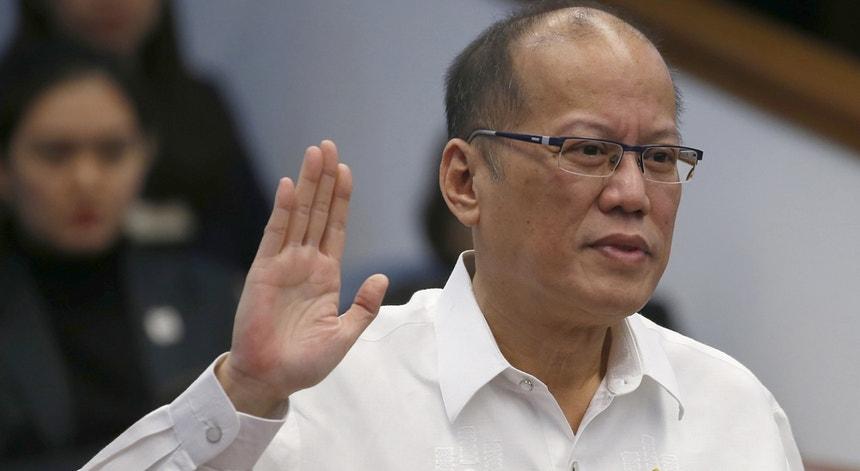 Benigno Aquino III, um dos esteios da democracia filipina, morreu aos 61 anos