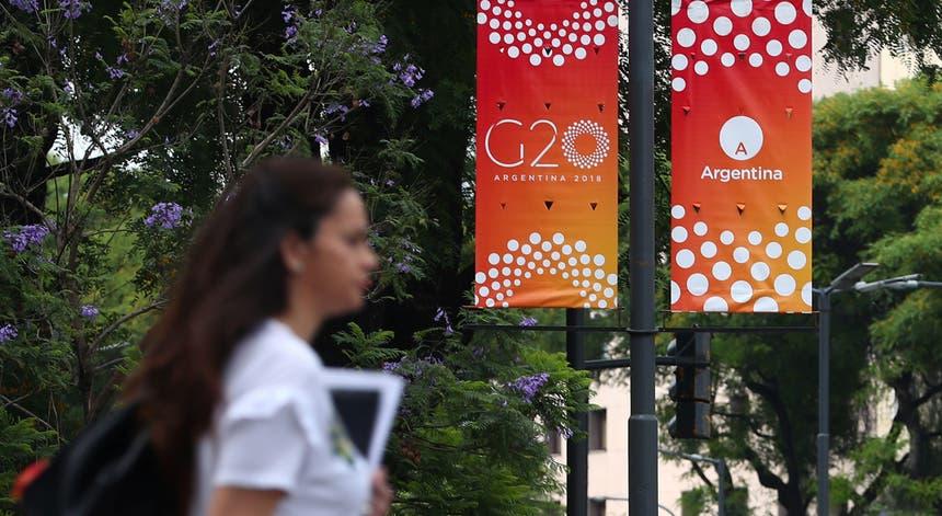 É a primeira vez que a cimeira do G20 acontece na América do Sul