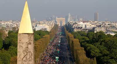 Covid-19: Maratona de Paris adiada pela segunda vez para 15 de novembro
