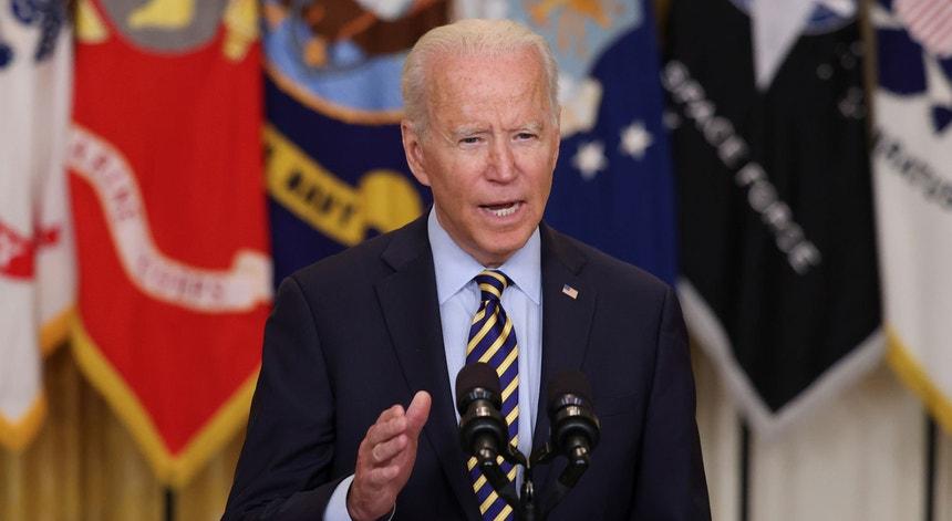 Joe Biden anuncia a 8 de julho de 2021 a data de conclusão para a retirada norte-americana dos norte-americanos do Afeganistão