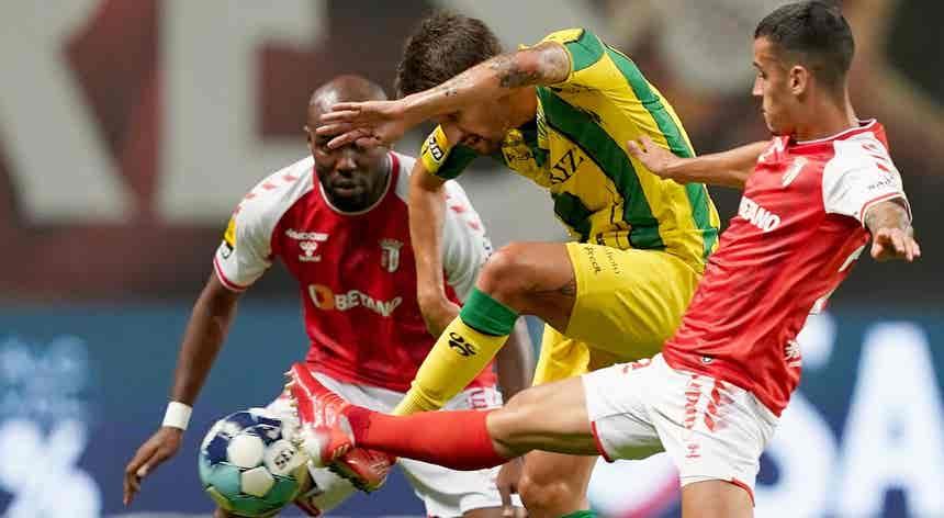 SC Braga - CD Tondela, I Liga em direto