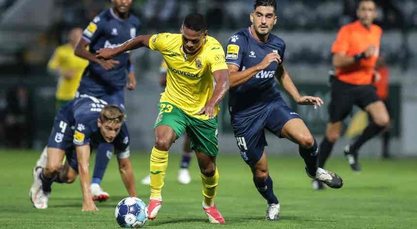 FC Paços de Ferreira - Belenenses SAD, I Liga em direto