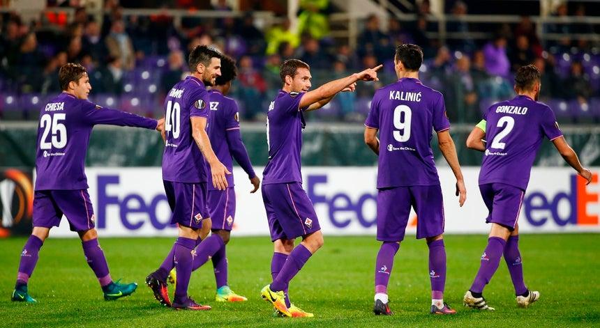 Fiorentina defronta Sporting no Troféu Cinco Violinos - 1.ª Liga ... cb55df2b38420