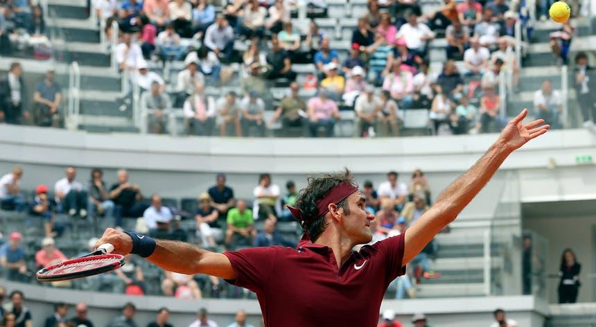 Federer alcançou marco fantástico na carreira