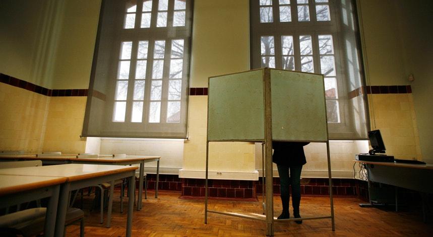 Esta é a terceira vez consecutiva que as eleições legislativas batem recordes de abstenção