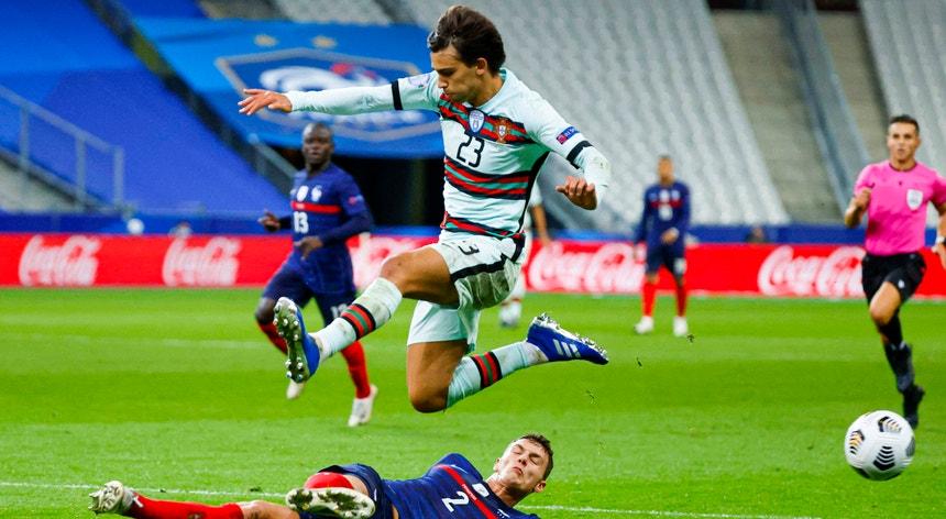 Portugal e França vão lutar até ao último suspiro por um lugar nas meias-finais da Liga das Nações