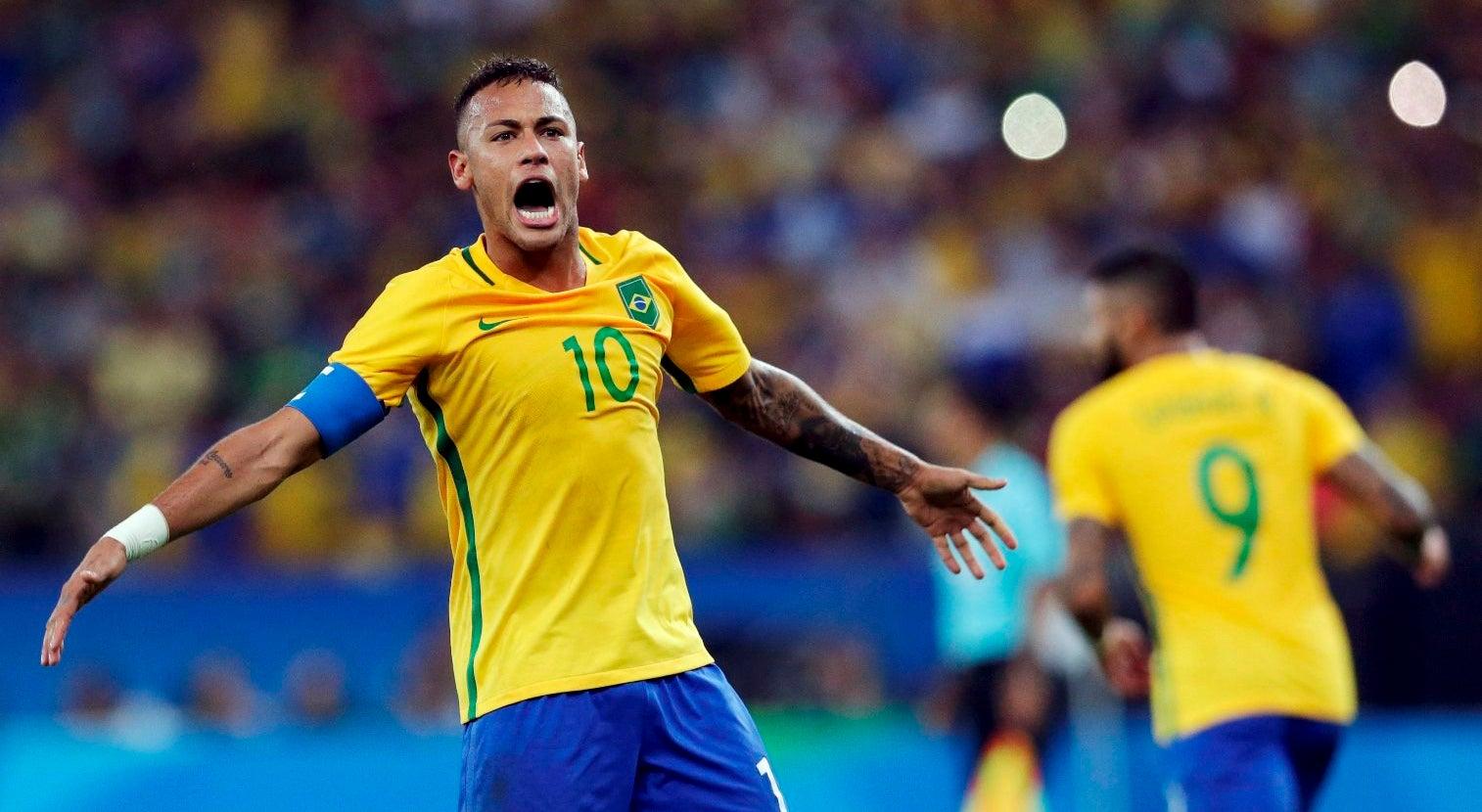 Artesanato Lembrancinhas Passo A Passo ~ Neymar lidera lista de convocados do Brasil para o Mundial Mundial 2018 Desporto RTP Notícias