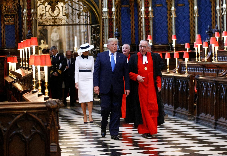 Visita à abadia de Westminster /Henry Nicholls - Reuters
