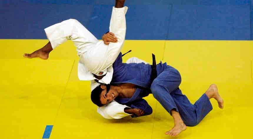 Judoca Joana Santos sagra-se campeã em -57 kg nos Mundiais para surdos