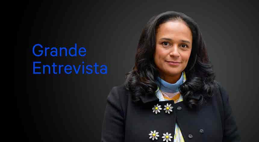 Entrevista a Isabel dos Santos