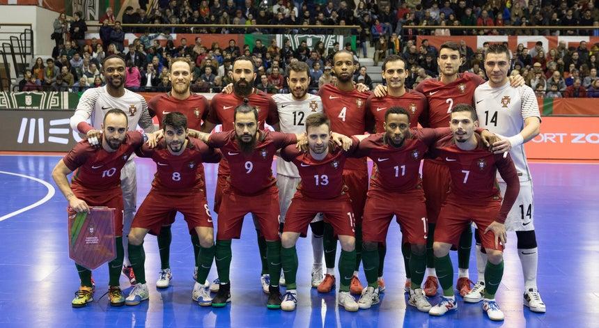 Seleção de futsal aponta à final do Europeu frente à Rússia - Futsal ... 5b5fbe4a99af7