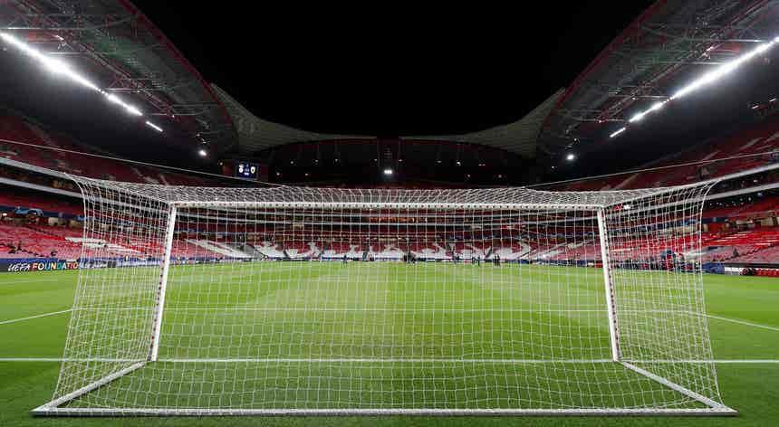 Benfica - Olympique Lyon, a Liga dos Campeões em direto