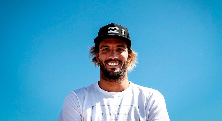 Frederico Morais conseguiu a qualificação para os Jogos Olímpicos