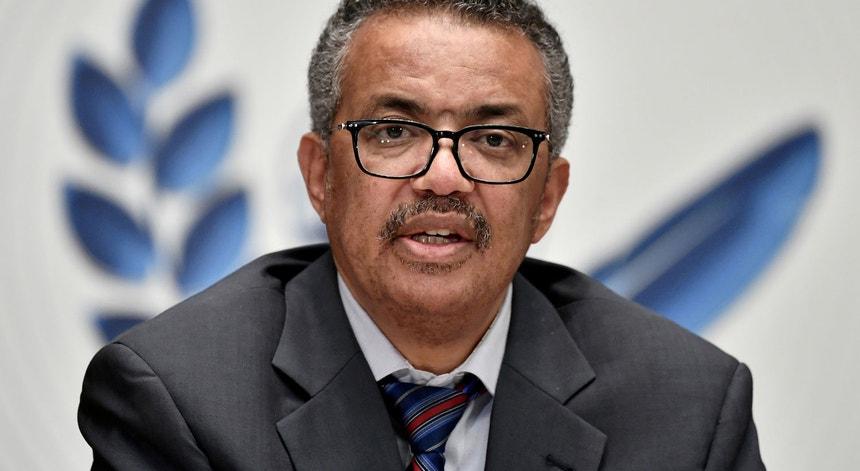 Tedros Adahnom Ghebreyesus, director-geral da OMS