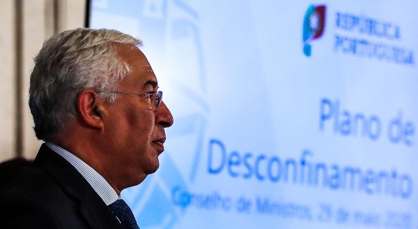 António Costa vai ouvir os parceiros sociais sobre a economia em tempo de pandemia e o Plano de Estabilização Económica e Social