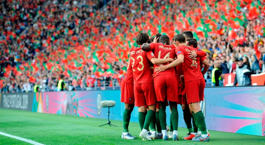 Portugal tenta defender o título de campeão europeu no Euro2020