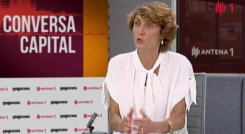 Nazaré Costa Cabral preocupada com o impacto de despesas com a TAP